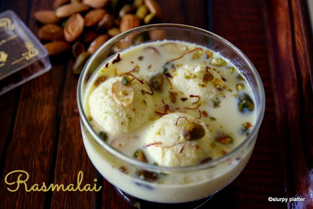 RAS MALAI | FROM THE SCRATCH