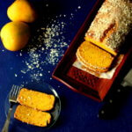 Mango Cake with Oats and Chia Seeds