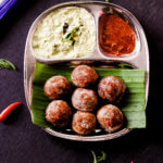 ID- Ragi Paniyaram with Dill and Onions - Slurpy Platter
