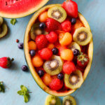 Melon Ball And Berry Salad- Slurpy Platter